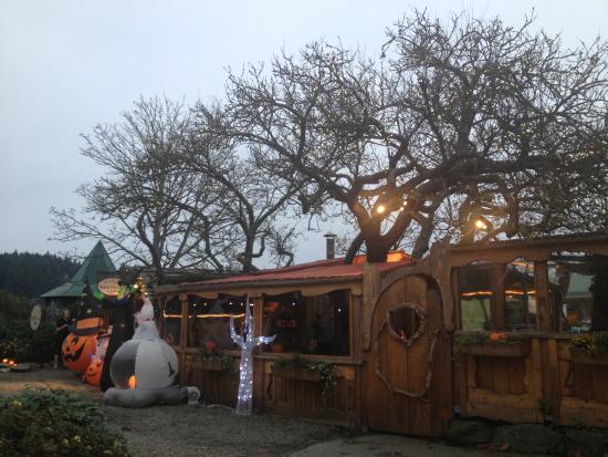 Tree-House Cafe: Hallowe'en