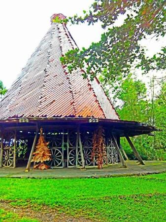 Manapla, Philippines: Chapel of the Cartwheels