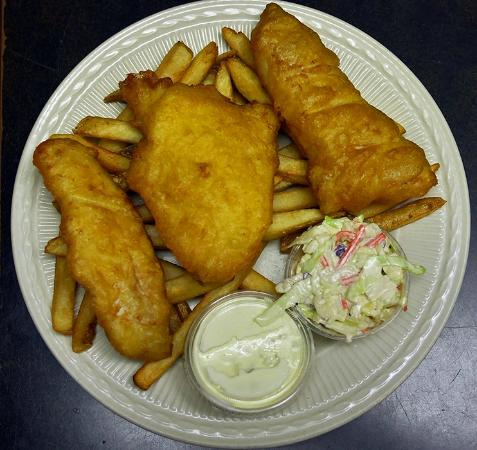 Amaral's Fish & Chips: Best Fish