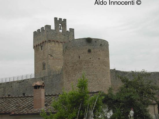La Rocca di Staggia Senese