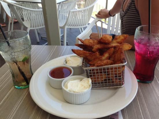 Coolum Beach, Australien: Gorgeously presented Wedges