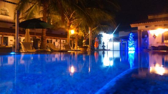 Hacienda Paraiso de La Paz Bed and Breakfast/Inn : pool haciedo paraiso