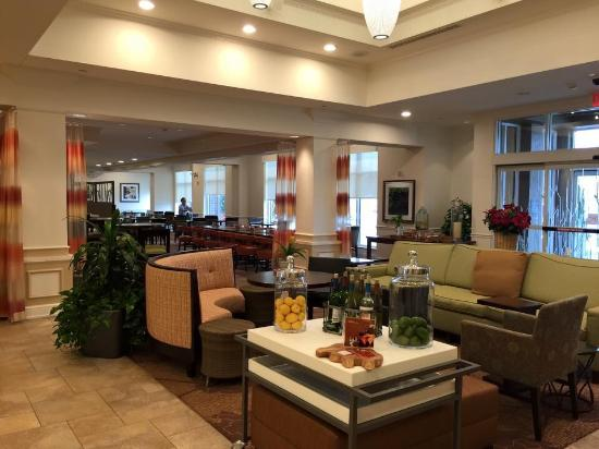 Hilton Garden Inn Kansas City: Great American Grill