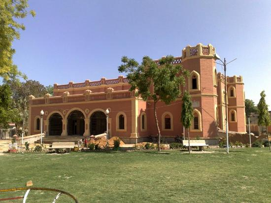 Hyderabad, Paquistão: Hasrat Mohani  Library