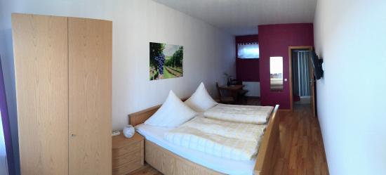 Rheingauer Hof: Doppelzimmer