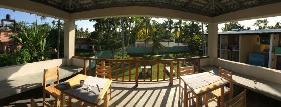 Handagedara Resort: From the Dinning area