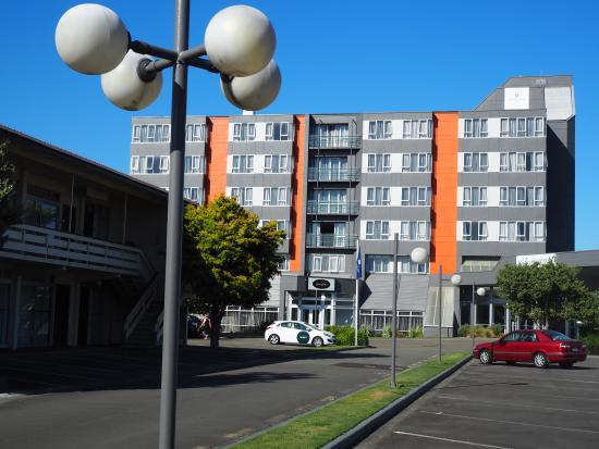 Copthorne Hotel Palmerston North: Hotel exterior 2015