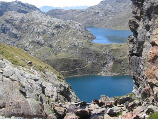 Spronser Lakes