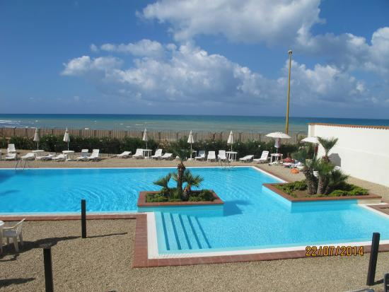 Antica Perla Residence Hotel: calm and excellent