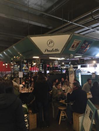 Bistro Poulette : Poulette