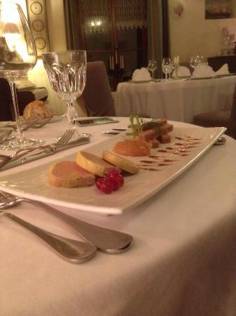 Les Poésies Palatines : Le foie gras...
