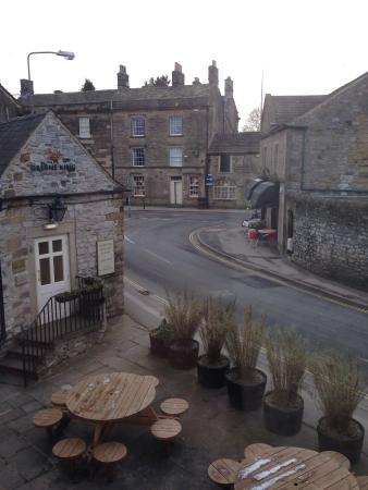 Castle Inn Bakewell: View