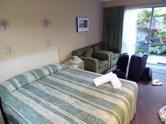 Annabelle Motel : Wonderful clean, spacious new- looking rooms