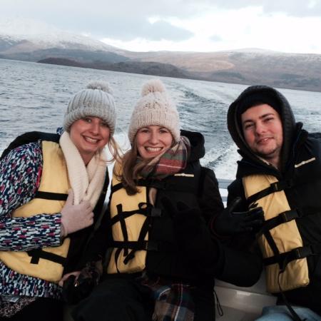Loch Lomond Leisure Scotland: Loch fun