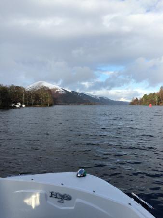 Loch Lomond Leisure Scotland: Lovely views