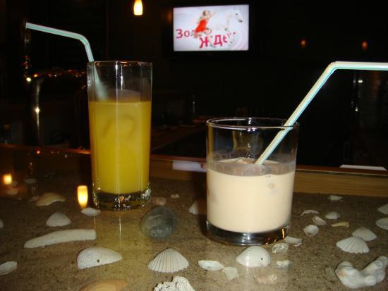 Park-Hotel Mechta: бар