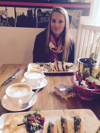 Cheshire Sandwich Company : Great lunch