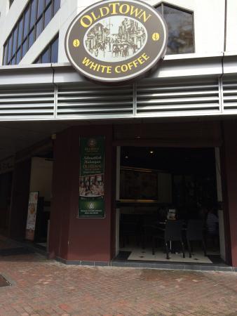 Oldtown White Coffee: お店