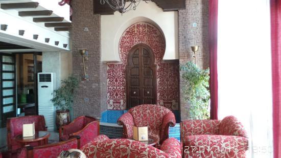 Mogador Express Bab Doukkala: Lounge