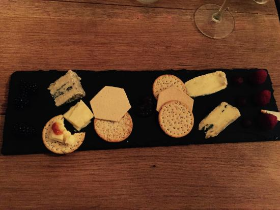 Fork Handles Kitchen: 30 mile cheese board