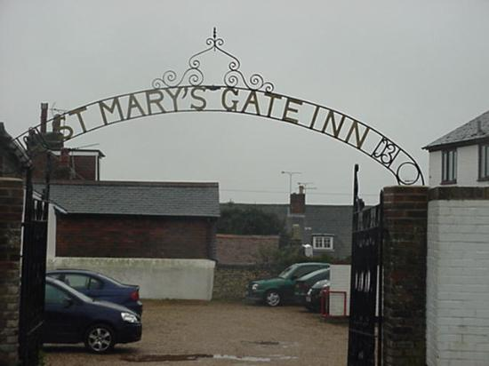 St Mary's Gate Inn: Parking free in our car park