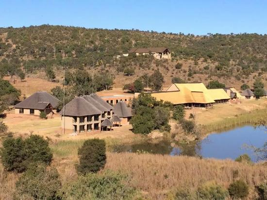 Bergplaats Game Lodge