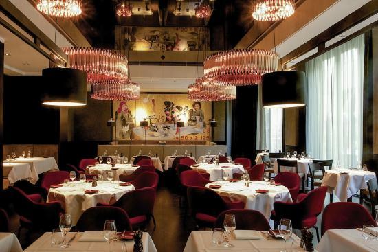 Sofitel Berlin Kurfürstendamm: Restaurant Le Faubourg