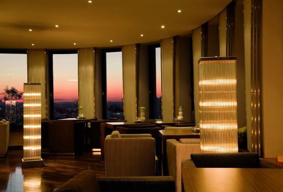Sofitel Berlin Kurfürstendamm: Club Lounge