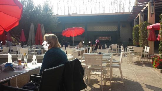 Terraza Picture Of Cafe Restaurant Bladna Marrakech