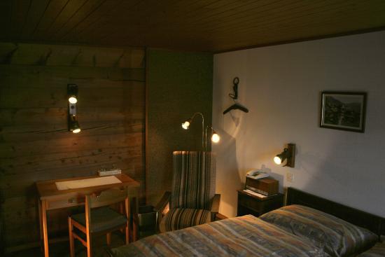 Zeneggen, Suiza: Einzelzimmer