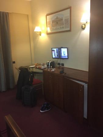 Hotel Petra: VISUALE CAMERA