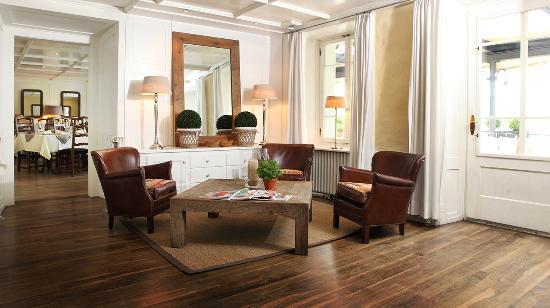 Hirschen am See: Lounge