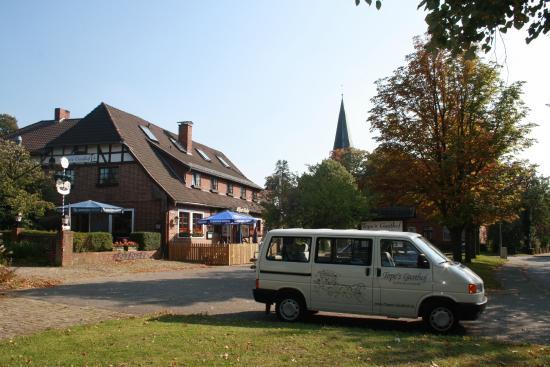 Schwarmstedt, Γερμανία: Außenansicht