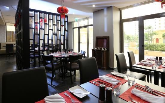 Hawthorn Suites by Wyndham Dubai, Jbr : Pan Asia