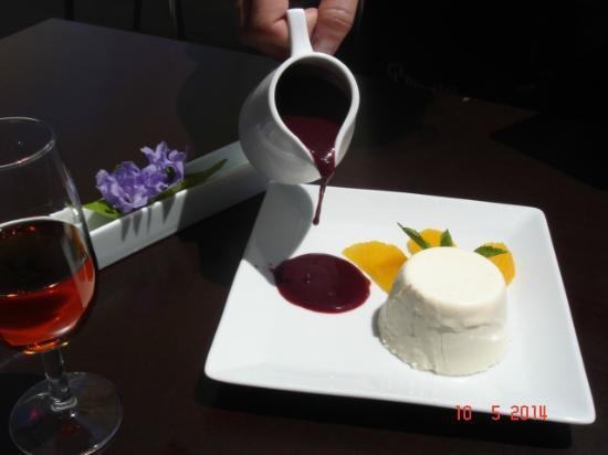 Pinello Restaurante: Panna Cotta