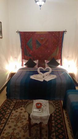 Riad Dar Othmane: Suite Ourika
