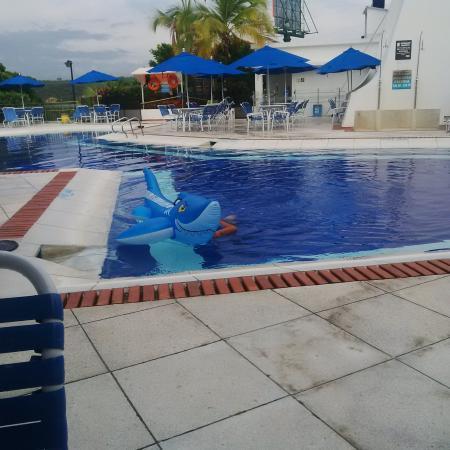 Hotel Almirante: en complta tranquilidad