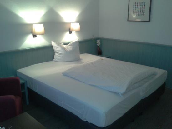 Auszeit Hotel Hamburg : letto