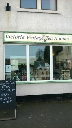 Victoria Vintage Tea Rooms Draycott