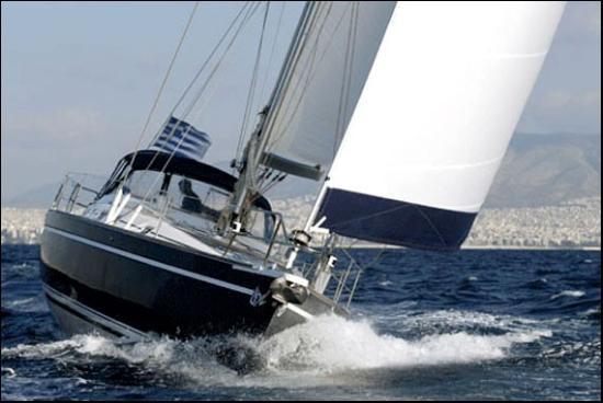 Sailing Yacht Oceanos