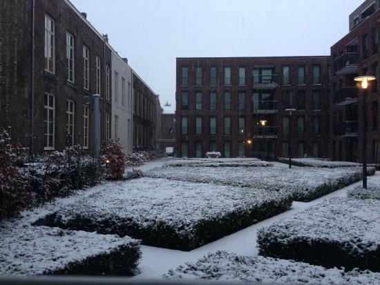 Het Arresthuis : Courtyard