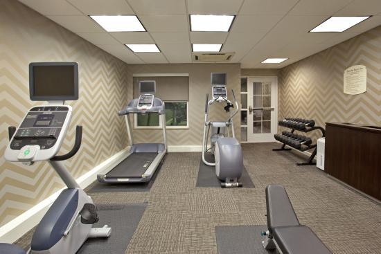 Residence Inn Jackson Ridgeland: Fitness Room