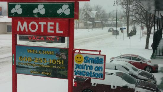 Fitzgeralds Motel: Winter Fun