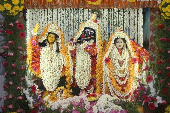 SRI CHAITANYA MAHAPRABHU AND SRI RADHA KRISHNA - Picture of