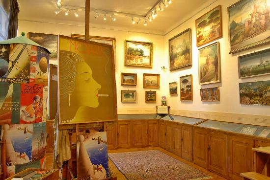 Molnár-C. Pál Studio Museum