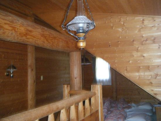 Hotel Lodge Maishima : ログハウス2F