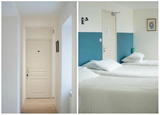 Chez Remise: chambre 2
