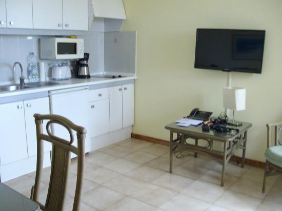 Apartmentos Morasol: angolo cucina