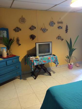 Coco Plum : Habitación