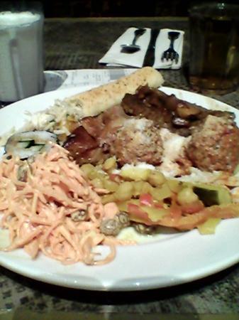 the buffet at luxor  las vegas the strip restaurant